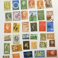 Niederländisch Briefmarken No 1. Dutch stamps lot