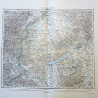 Wien Graz Budapest Balaton Landkarte