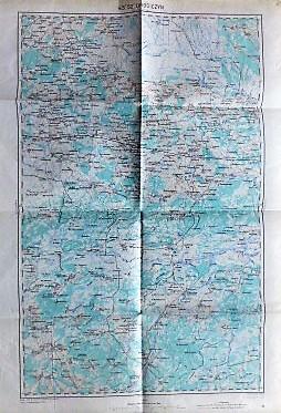 Drogiczyn Drahicyn Belorus Landkarte old map 1914