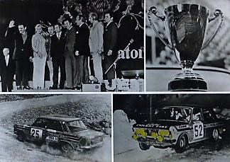 Polski Fiat Rally 1972