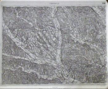 Fürstenfeld Österreich Landkarte Austria old map 1922